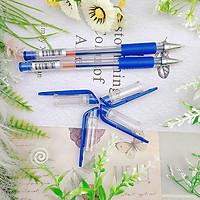 Combo 2 cây Bút mực nước xanh ✓Văn phòng phẩm