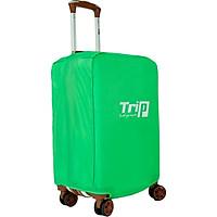 Áo vali TRIP vải dù chống thấm - Áo trùm bảo vệ vali vải dù chống thấm