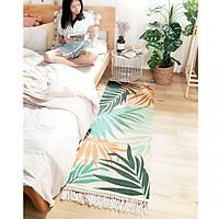 Thảm phòng khách , phòng ngủ chất len sợi cao cấp dầy dặn