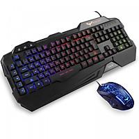 Bộ bàn phím chuột game Havit HV-KB558CM (Màu đen) - Hàng chính hãng