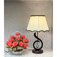 Đèn ngủ để bàn - đèn trang trí phòng ngủ - phong cách hiện đại MB5232T