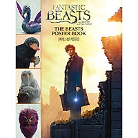 Harry Potter: Fantastic Beasts And Where To Find Them (Paperback) The Beasts Poster Book (English Book)