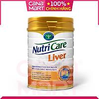 Sữa bột cho người rối loạn chức năng gan Nutricare Liver, tăng cường miễn dịch, phục hồi sức khỏe (400g)