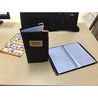 Sổ đựng nam card Datamate  300 card