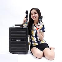 Loa Bluetooth Ngoài Trời Công Suất Lớn Remax RB-X5 Hàng Chính Hãng
