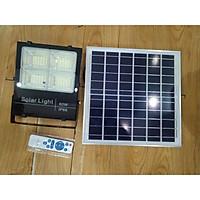 Đèn LED Pha Năng Lượng Mặt Trời 60W dành cho hành lang
