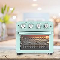 Lò nướng kiêm nồi chiên không dầu UNIE Q37 có công suất lớn, khoang nướng rộng, thiết kế đơn giản, sang trọng phù hợp với mọi căn bếp - Hàng chính hãng