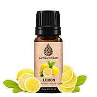 Tinh Dầu Vỏ Chanh Aroma Works Essential Oils Lemon