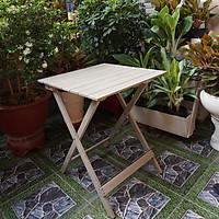 Bàn Cafe Vuông Sân Vườn