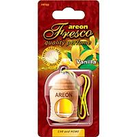 Tinh dầu treo xe ô tô hương vani – AREON Fresco Vanilla (NHẬP KHẨU BULGARIA)