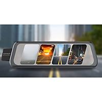 Camera Hành Trình Ô tô dạng Gương VIETMAP G39 - Ghi hình Trước và sau xe - Cảnh báo giao thông + Thẻ nhớ 32G - Hàng chính hãng
