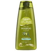 Dầu Gội Oliu Cho Tóc Mỏng Và Yếu Dalan D'Olive Shampoo Nutrition Volumizing (400ml)