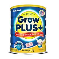 SỮA BỘT GROWPLUS+ DINH DƯỠNG HIỆU QUẢ GIÚP TRẺ TĂNG CÂN KHỎE MẠNH - LON 1.5KG