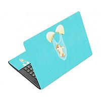 Miếng Dán Decal Dành Cho Laptop Mẫu Hoạt Hình LTHH-250 cỡ 13 inch