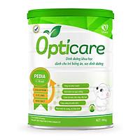 Sữa Opticare Pedia 380g, 850g - Bé ăn ngon, tăng cân, giảm táo bón