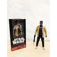 Đồ chơi mô hình trang trí nhân vật Star Wars - Resistance Finn