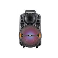 Loa Kéo Karaoke Bluetooth Zealot Đèn Thùng RGB 2021 Điều Chỉnh Bass, Treble - Hàng Chính Hãng VN/A