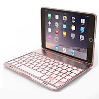 Bàn phím Bluetooth F8S cho iPad Mini 123 - 7 màu đèn cho bàn phím