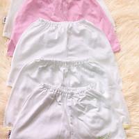 quần đùi sơ sinh bé gái