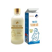 Tinh dầu Tràm Gió chống cảm cúm, kháng khuẩn thương hiệu Ecocare (chai 100ML))