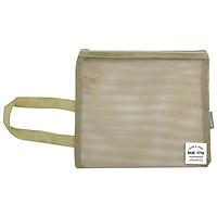 Túi Đựng Ipad Lưới 028 - Màu Nâu