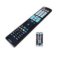 Remote Điều Khiển Dành Cho Smart TV LG, Internet TV LG RM-L930+2 Grade A+(Kèm Pin AAA Maxell)