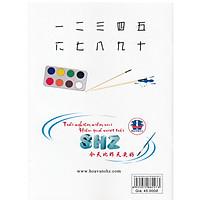 Sách - Tiếng Hoa Dành Cho Trẻ Em - Tập 1 - Bài Tập - Độc quyền Nhân Văn