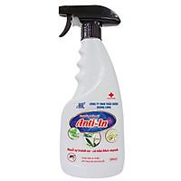 Tinh dầu đuổi muỗi Anti-In 500ml