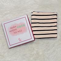 Khăn quấn chũn - Vải cotton thun co giãn 4 chiều- Giúp bé sơ sinh ngủ ngon