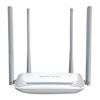 Bộ phát sóng wifi Mercusys 325R Chuẩn N 4 râu - Hàng Nhập Khẩu