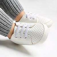 Giày Da Cao Cấp Baby Đế Chống Trượt - Cho Bé Tập Đi