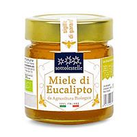 Mật ong hoa bạch đàn hữu cơ Sottolestelle 280g Organic Eucalyptus Honey