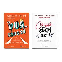 Combo 2 cuốn: Vua Công Sở + Cuộc Chiến Công Sở