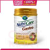 Sữa bột Nutricare Gastro dinh dưỡng y học cho người viêm dạ dày, rối loạn tiêu hóa (900g)