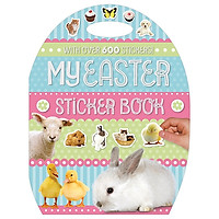 My Easter Sticker Book (With Over 600 Stickers)