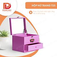 Tủ mini để bàn đa năng - Tủ nữ trang mỹ phẩm T25