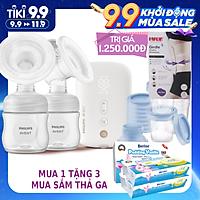 Máy hút sữa bằng điện Philips Avent 394.11