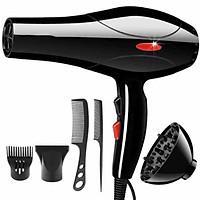 Máy sấy tóc, máy sấy tóc công suất 2000W, máy sấy tóc 2 chiều, tặng kèm 5 phụ kiện sấy tóc tạo kiểu chuyên dụng