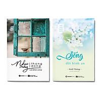 Combo 2 cuốn: Sống Đời Bình An + Như Mây Thong Dong