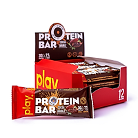 Hộp 12 Thanh Protein PLAY Vị Cacao