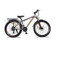 Xe đạp địa hình thể thao Fornix FM26 - màu Xám cam