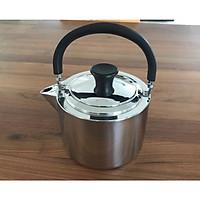Ấm Pha Trà Inox 304 Kèm Lưới Lọc Berndorf Tea Kettle 1.3 lit
