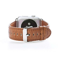 Watch Band 38-40 mm 42-44mm Pull-up Leather Watch Band Replacement Compatible with Apple Watch Series 4 Series 3 Series 2 Series 1