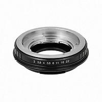 Ngàm chuyển lens DKL - Nikon DSLR camera