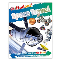DKfindout! Space Travel - DKfindout! (Paperback)