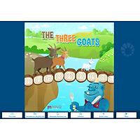 [E-BOOK] i-Learn Smart Start Grade 3 Truyện đọc - The Three Goats