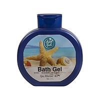 Sữa tắm hương Biển & Spa Marine FreshFeel - 750ml