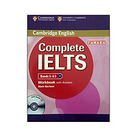 Complete IELTS B2 Workbook with answer & Audio CD