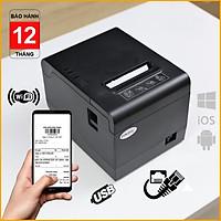 Máy In Hóa Đơn Nhiệt K80 Xprinter A230UL  (USB+Lan wifi) - Hàng nhập khẩu