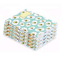 10 cuốn Tập Decorative pattern 200 trang (Giao mẫu ngẫu nhiên)